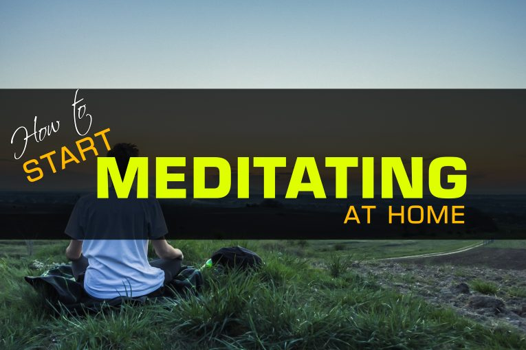 How to start meditating at home
