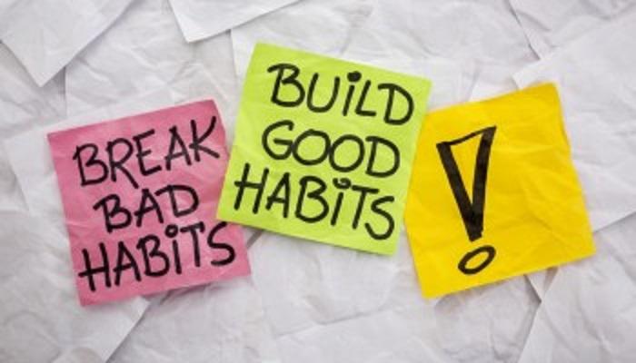 How long to break a habit