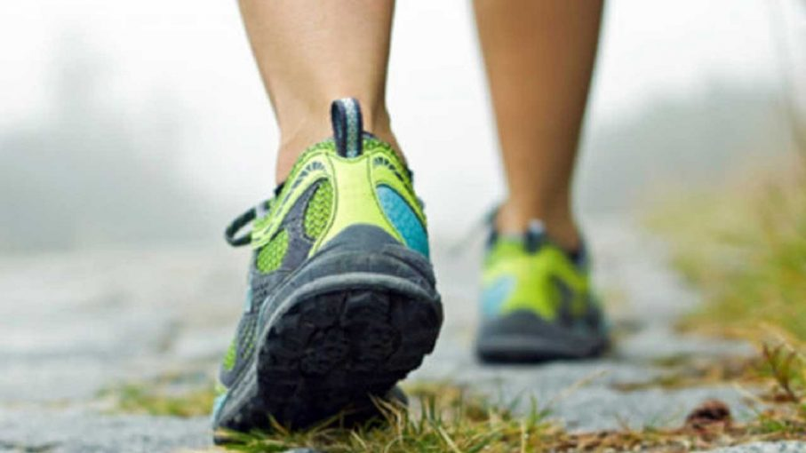 How many miles should you walk in a day