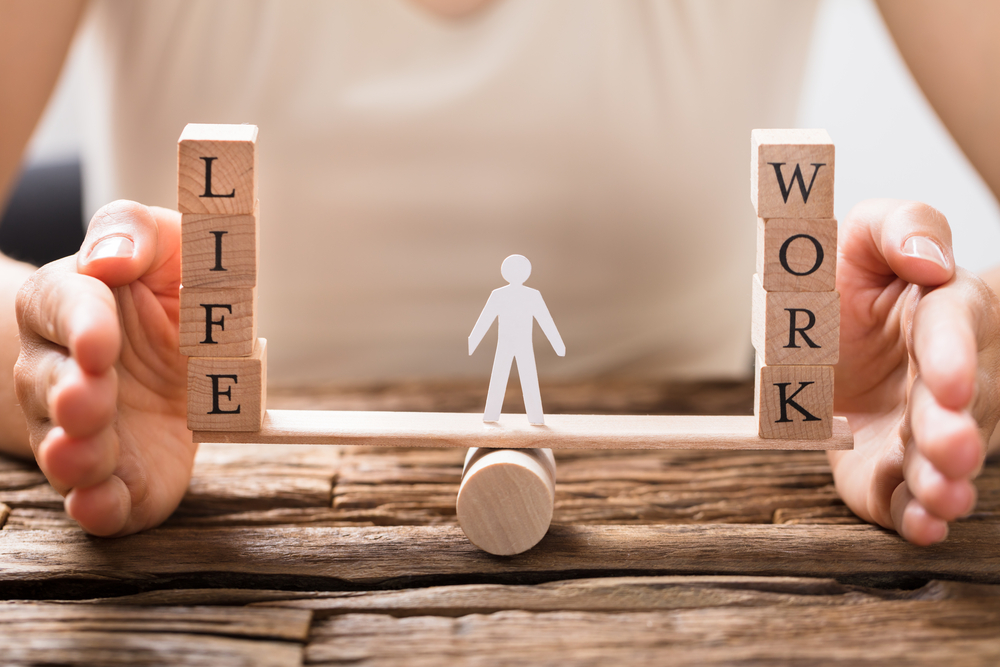Work life balance tips and techniques