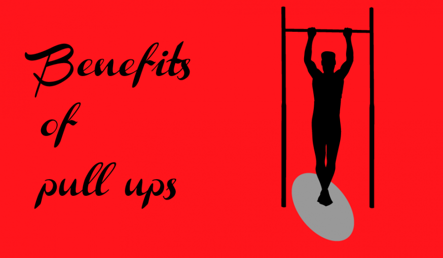 Benefits of pull ups