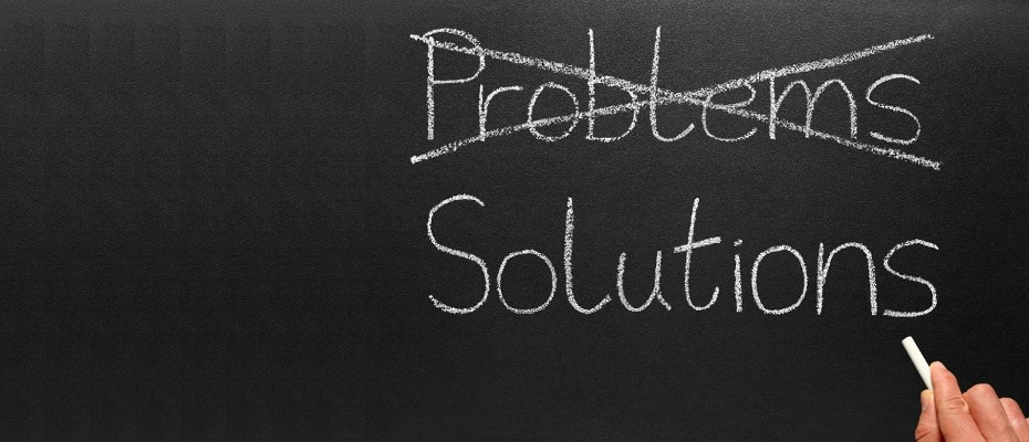 blog problem solution