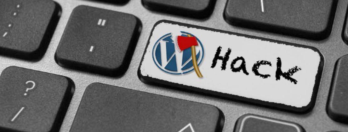 wordpress blog hack attacks
