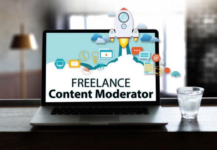 Freelance Content Moderator