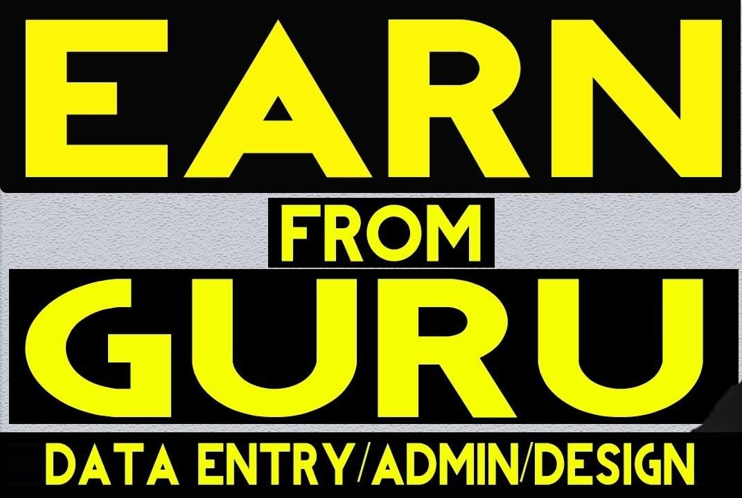 earn from guru