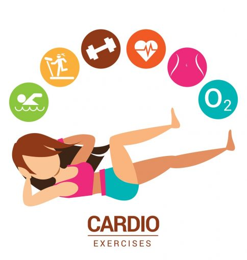 Cardio Exercises to lose Belly Fat at Home