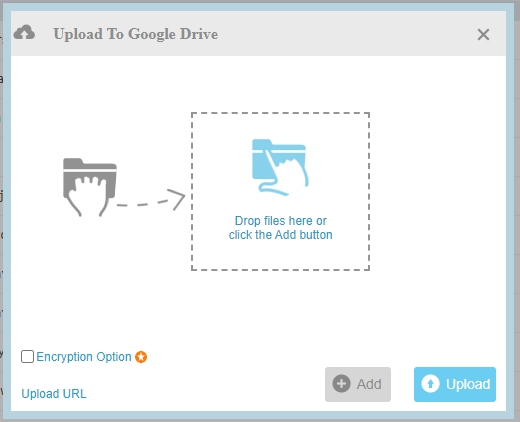 multcloud to google drive option