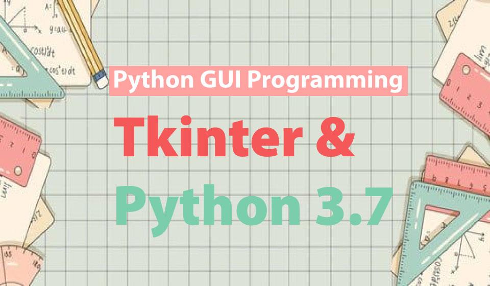 python-gui-programming-tkinter